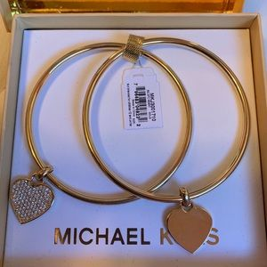 Michael Kors Bracelet Set